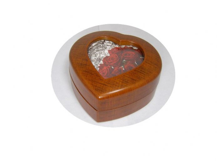 Valentine Jewellery Boxes & Musical jewelery boxes from The Music Box shop